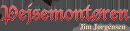 Pejsemontøren Logo