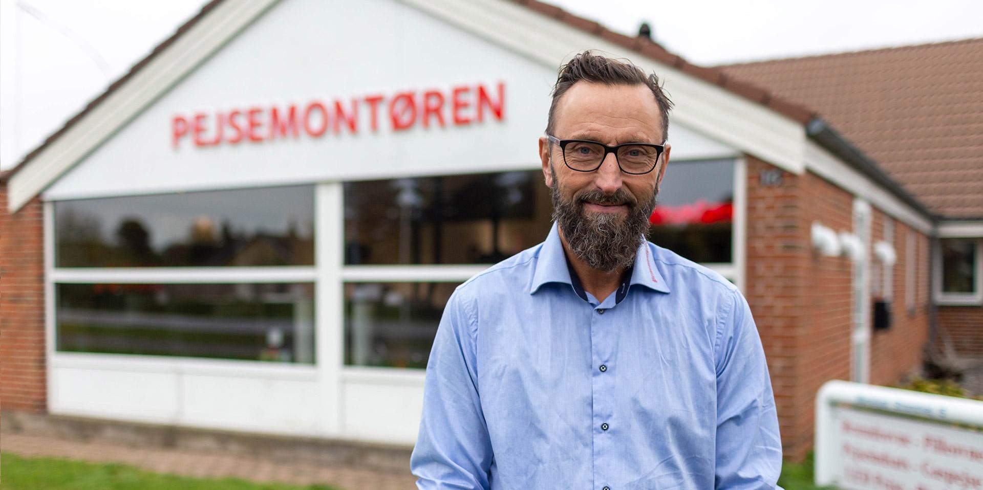 Pejsemontøren V/ Jim Jørgensen